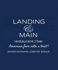 Landing & Main